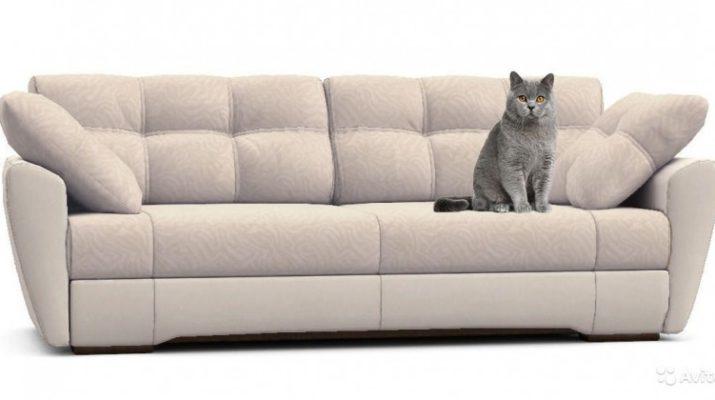 Обивка мебели антикоготь