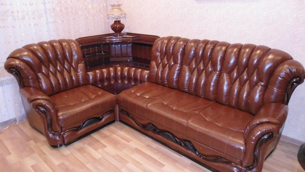 угловой диван по индивидуальным размерам