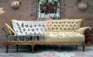 Реставрация мягкой мебели - спасём Вашу мебель!