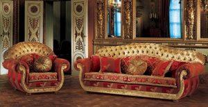 Реставрация старой мебели - своя мастерская в Москве.